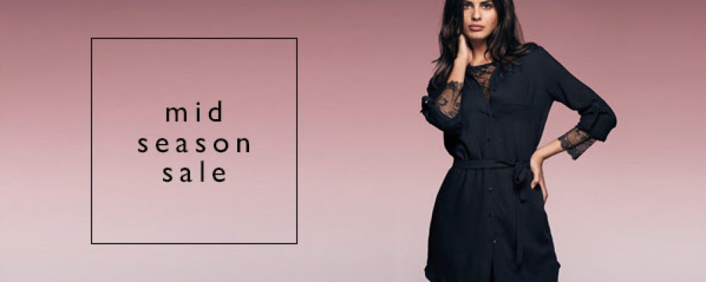 Mid season sale da Intimissimi