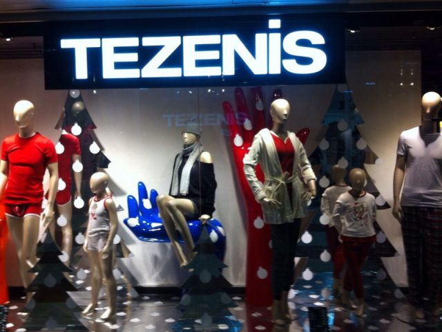 Tezenis Firenze Stazione SMN